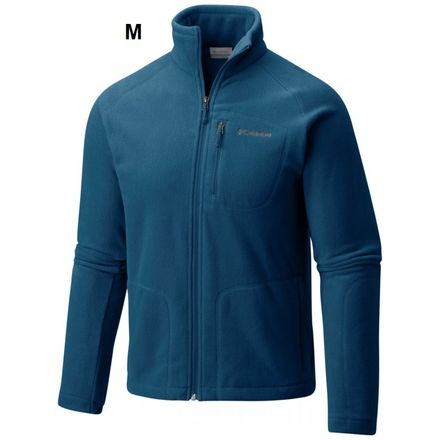 Jaqueta-Fleece-Columbia-Fast-Trek-II-Full-Zip-AM3039---Phoenix-Azul-M